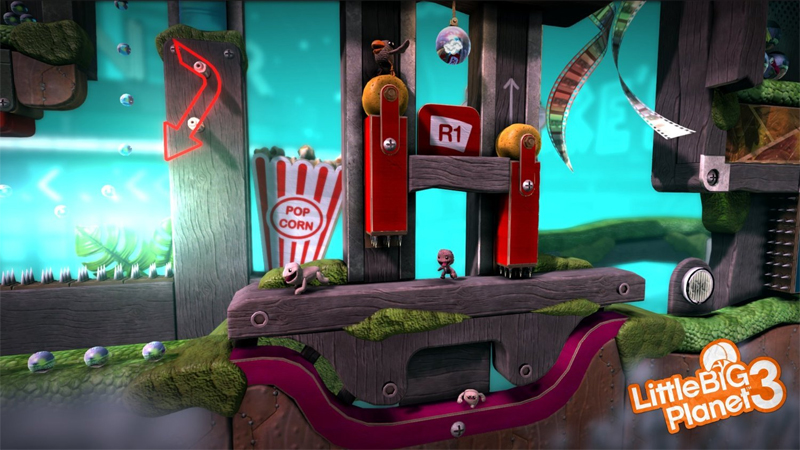 LittleBigPlanet 3 - Screenshot 3