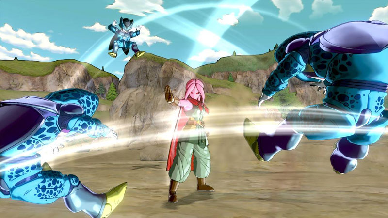 Dragon Ball Xenoverse - Screenshot 5