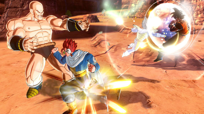 Dragon Ball Xenoverse - Screenshot 2