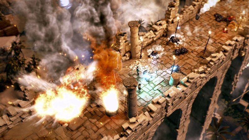 Lara Croft and the Temple of Osiris Gold Edition - Screenshot 1