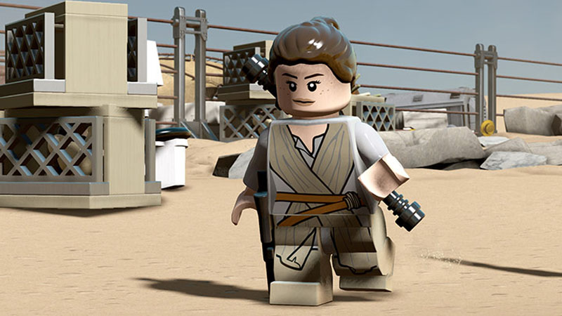LEGO Star Wars: The Force Awakens - Screenshot 2