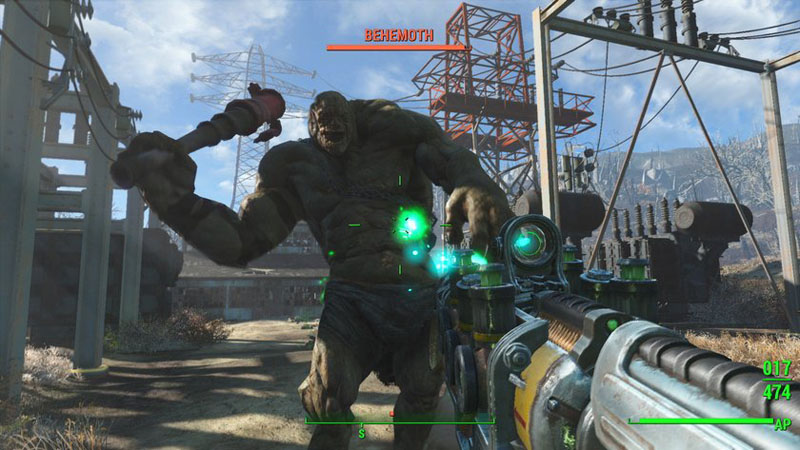 Fallout 4 (Game of the Year Edition) - Screenshot 8