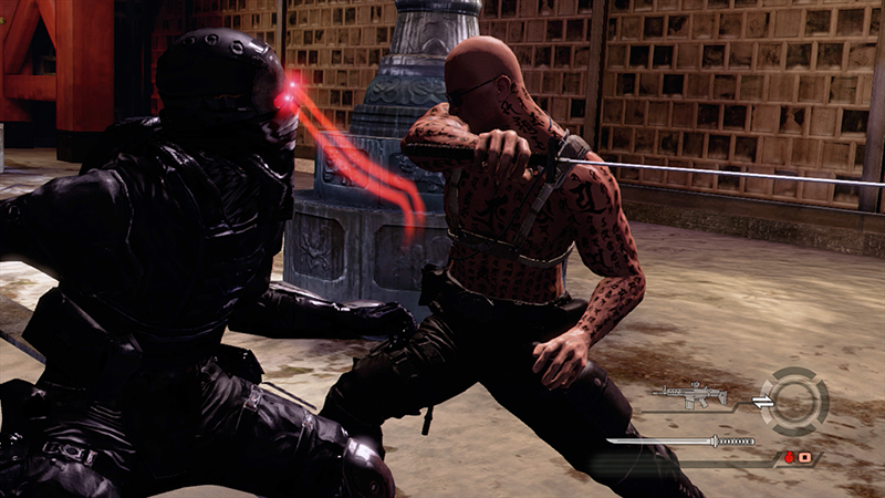 Devil's Third - Screenshot 2