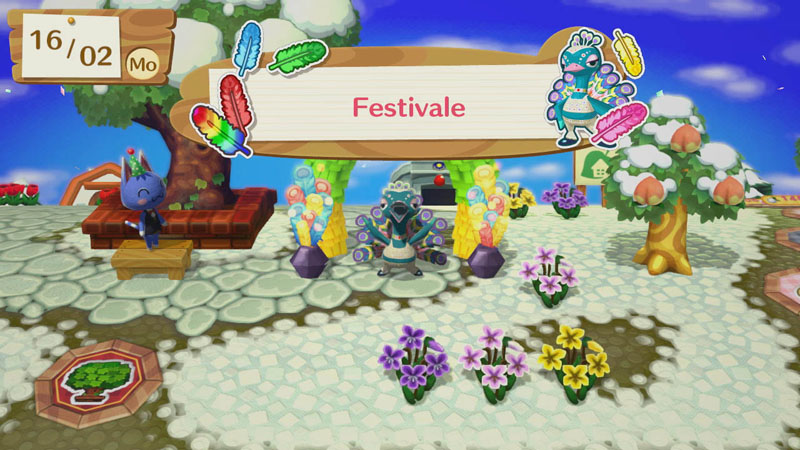 Animal Crossing: Amiibo Festival - Screenshot 5