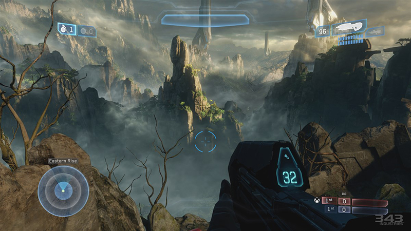 Halo: The Master Chief Collection - Screenshot 1