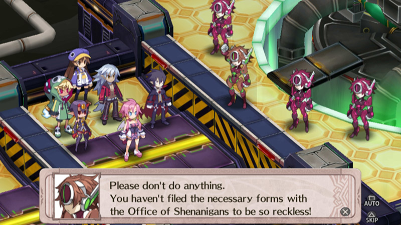 Disgaea 4: A Promise Revisited - Screenshot 3