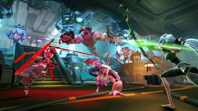Battleborn - Screenshot 1