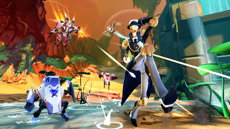 Battleborn - Screenshot 4