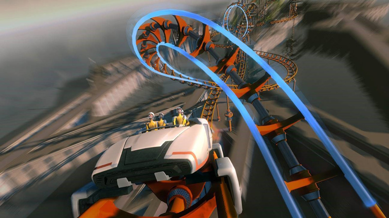 Screamride - Screenshot 6