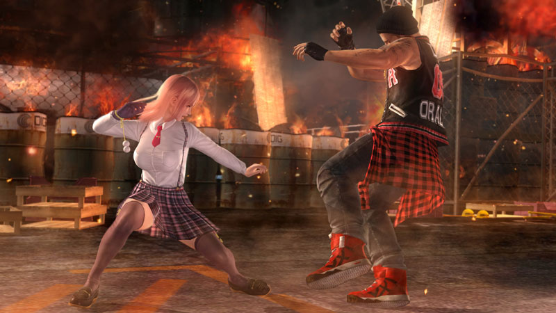 Dead or Alive 5 Last Round - Screenshot 6
