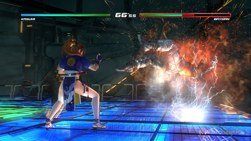 Dead or Alive 5 Last Round - Screenshot 8