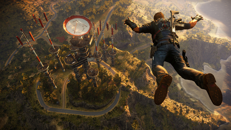 Just Cause 3 - Screenshot 2