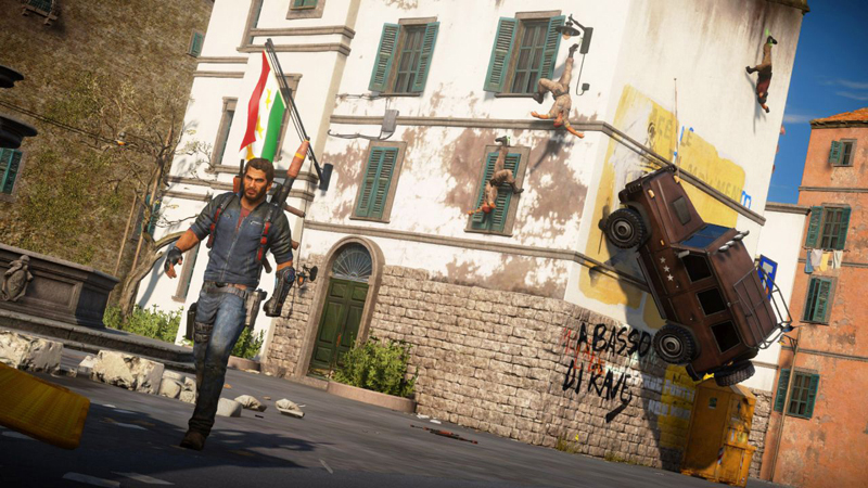 Just Cause 3 - Screenshot 9