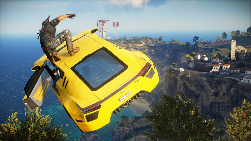 Just Cause 3: Collector's Edition - Screenshot 10