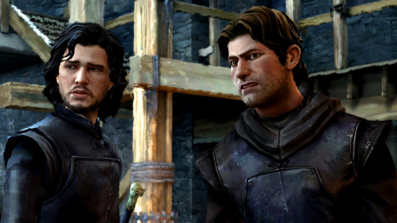 Game of Thrones: A Telltale Game Series - Screenshot 4