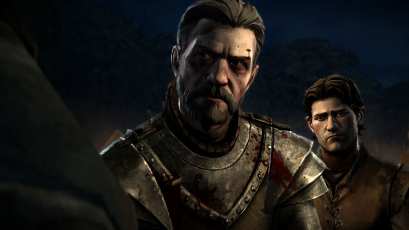 Game of Thrones: A Telltale Game Series - Screenshot 5