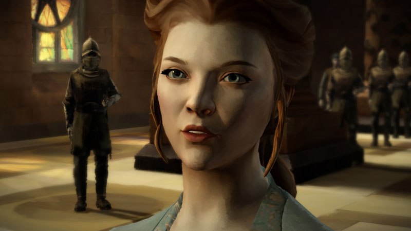 Game of Thrones: A Telltale Game Series - Screenshot 6