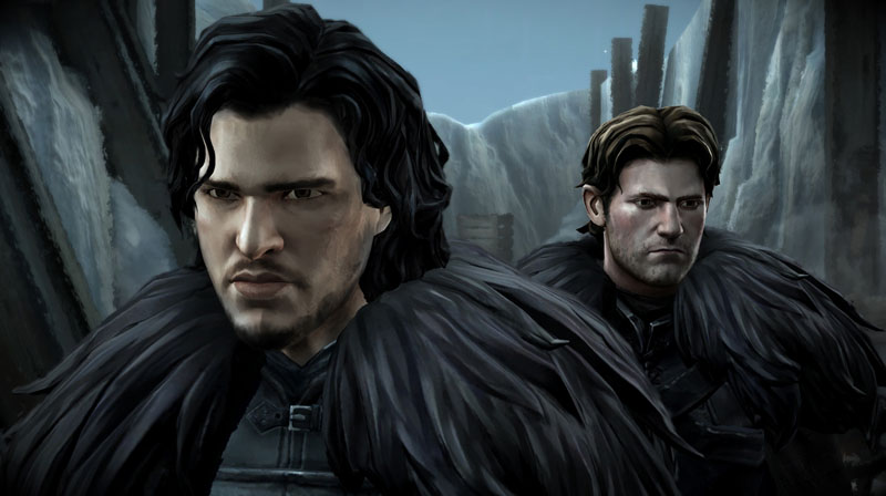 Game of Thrones: A Telltale Game Series - Screenshot 9