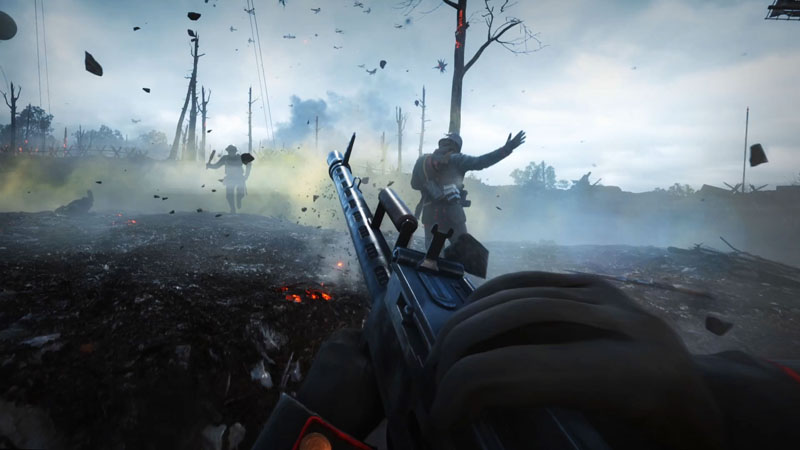 Battlefield 1 - Screenshot 1