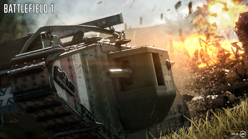Battlefield 1 - Screenshot 5