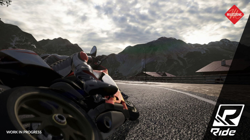 Ride - Screenshot 1