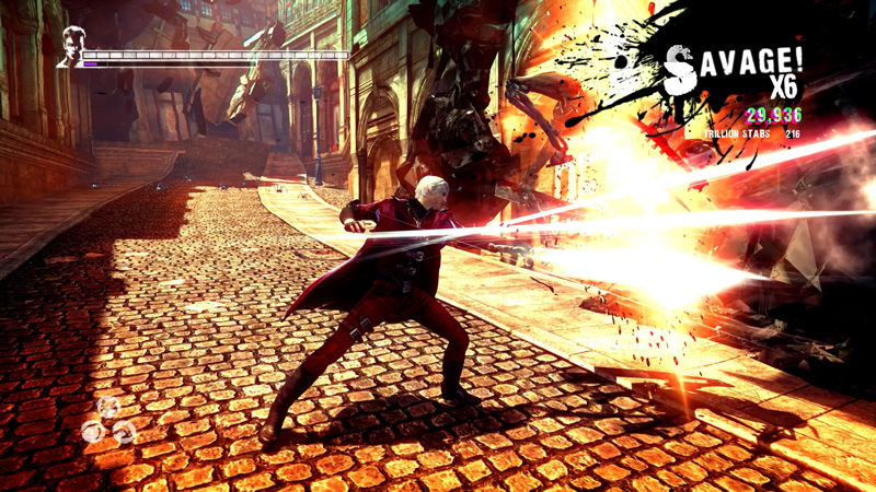 DmC Devil May Cry: Definitive Edition - Screenshot 2