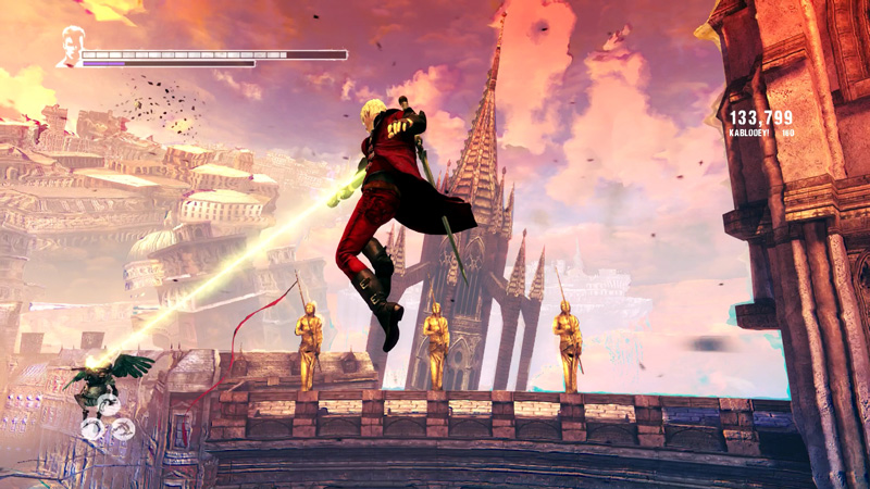 DmC Devil May Cry: Definitive Edition - Screenshot 4