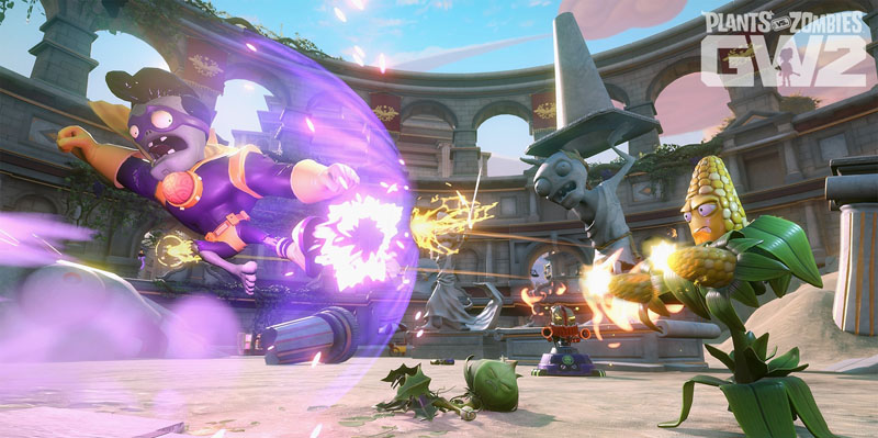 Plants vs Zombies Garden Warfare 2 - Screenshot 2