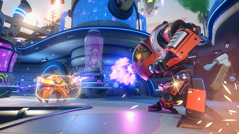 Plants vs Zombies Garden Warfare 2 - Screenshot 3