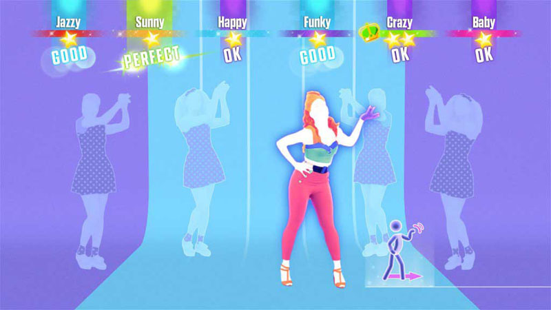 Just Dance 2016 - Screenshot 8