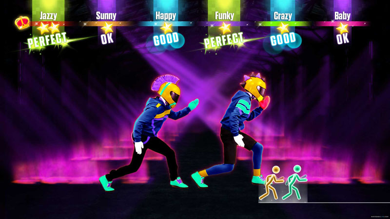 Just Dance 2016 - Screenshot 6