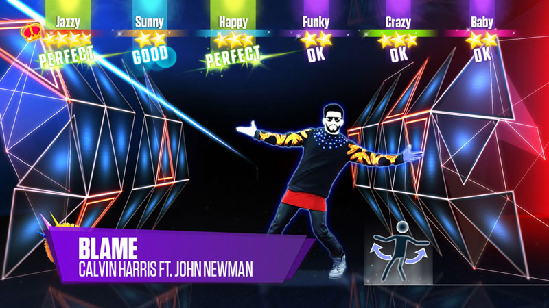 Just Dance 2016 - Screenshot 3