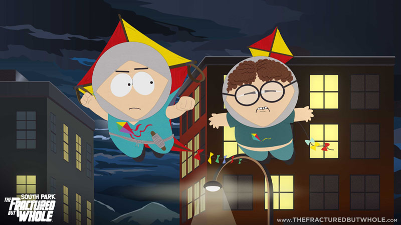 South Park: The Fractured But Whole Deluxe Edition - Screenshot 5