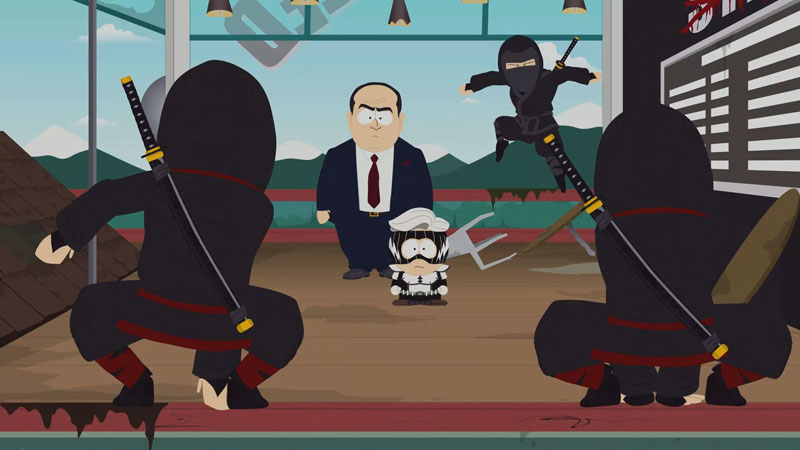 South Park: The Fractured But Whole - Screenshot 4
