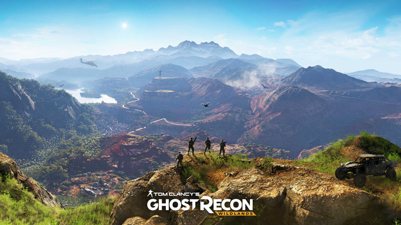 Tom Clancy's Ghost Recon: Wildlands - Gold Edition - Screenshot 1