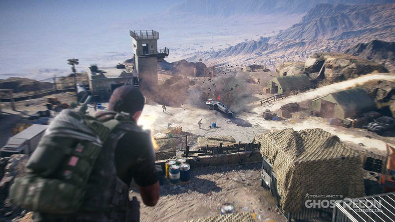 Tom Clancy's Ghost Recon: Wildlands - Gold Edition - Screenshot 5