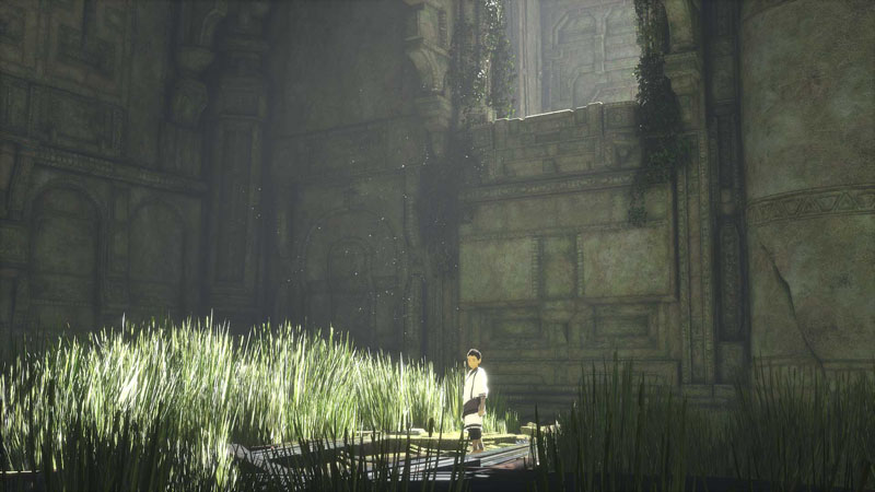 The Last Guardian - Screenshot 1