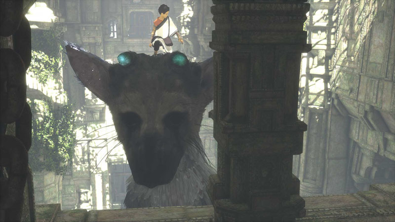 The Last Guardian - Screenshot 2