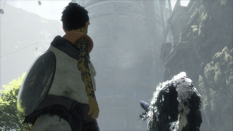 The Last Guardian - Screenshot 5