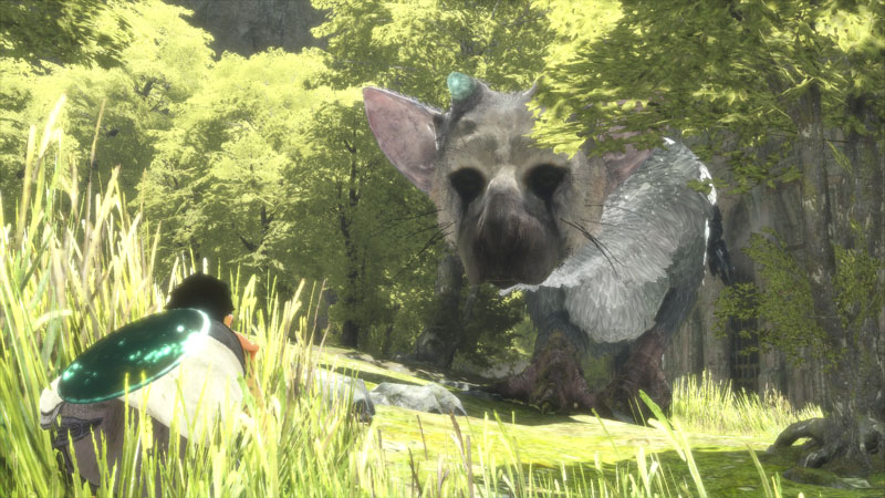 The Last Guardian - Screenshot 11