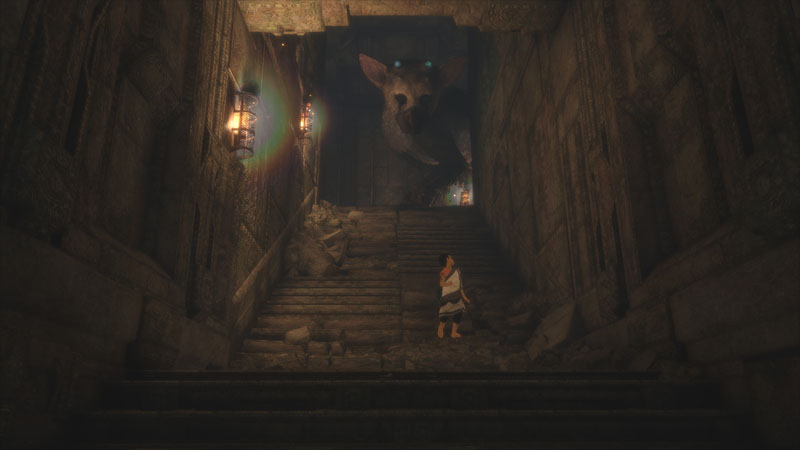 The Last Guardian - Screenshot 12