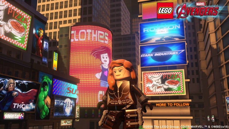LEGO Marvel's Avengers - Screenshot 9
