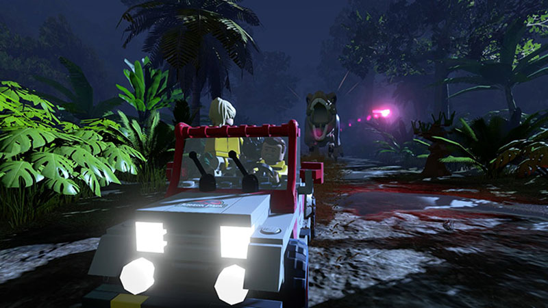 LEGO Jurassic World - Screenshot 5