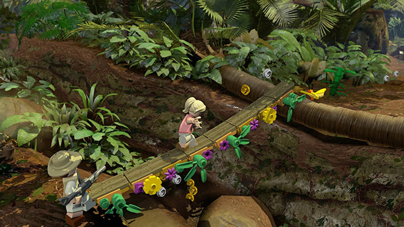 LEGO Jurassic World - Screenshot 7