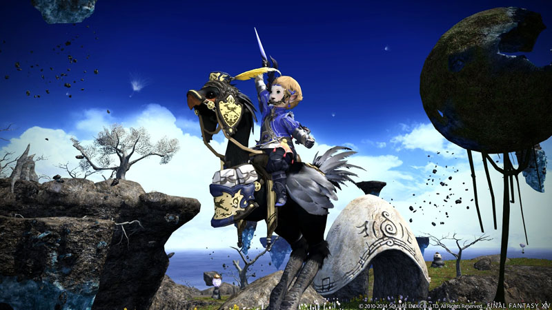 Final Fantasy XIV: Heavensward - Screenshot 5