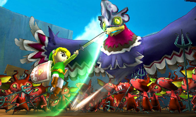 Hyrule Warriors Legends - Screenshot 5