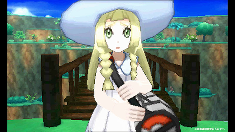 Pokémon Moon - Screenshot 2