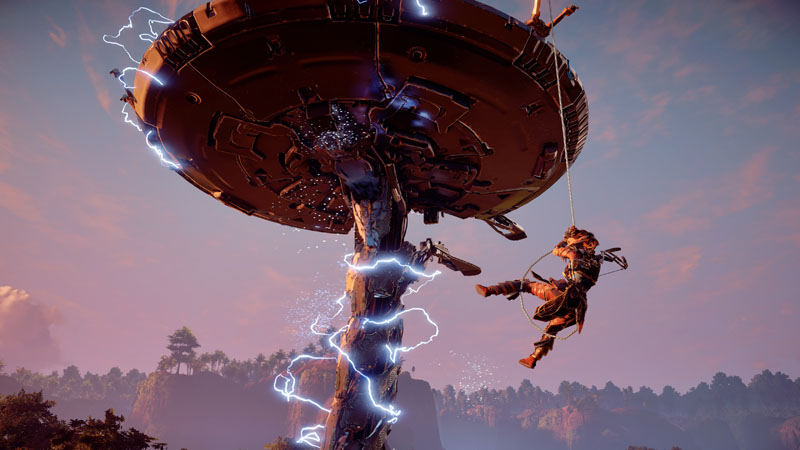 Horizon: Zero Dawn: Complete Edition - Screenshot 2