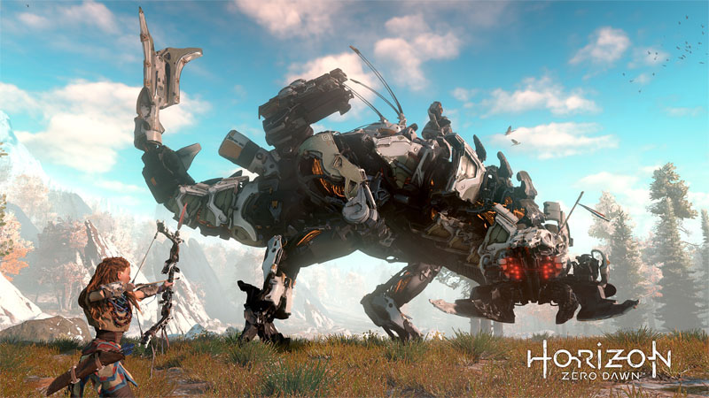 Horizon: Zero Dawn - Screenshot 1