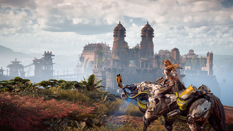 Horizon: Zero Dawn - Screenshot 14